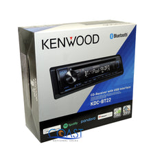Load image into Gallery viewer, Kenwood Radio 2 Din Bluetooth Dash Kit Harness For Subaru Legacy Outback 05-09