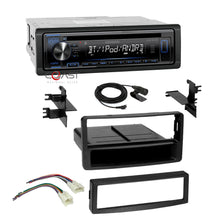 Load image into Gallery viewer, Kenwood Stereo Bluetooth Dash Kit Harness For 03-07 Toyota Tundra Sequoia