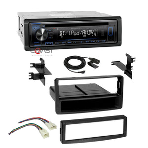 Kenwood Stereo Bluetooth Dash Kit Harness For 03-07 Toyota Tundra Sequoia