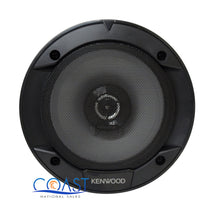 "Load image into Gallery viewer, 2X Kenwood KFC-1666S Audio 6-1/2"" 2-Way 300W Sport Series Flush Mount Speakers"
