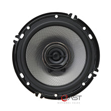 "Load image into Gallery viewer, 2X Kenwood 6.5"" 320W Max 2-Way Flush Mount Coaxial Car Speaker Systems KFC-D161"
