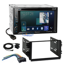 Load image into Gallery viewer, Pioneer Sirius AppRadio Stereo Dash Kit Harness for Kia Optima Sorento Sedona