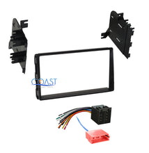 Load image into Gallery viewer, Car Radio Stereo Double Din Dash Kit Wiring Harness for 2009-2012 Kia Sedona