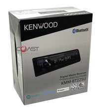 Load image into Gallery viewer, Kenwood Car Stereo iheart Bluetooth Dash Kit Harness for 1996-1998 Honda Civic