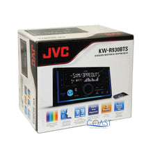 Load image into Gallery viewer, JVC Bluetooth SiriusXm Ready Stereo Receiver Remote Control App 2-Phone Connect