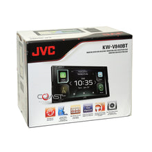 Load image into Gallery viewer, JVC DVD USB Carplay Sirius Stereo Dash Kit JBL Harness for 09-11 Toyota Corolla