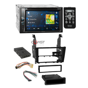 Pioneer DVD USB Bluetooth Stereo Dash Kit JBL Harness for 2002-05 Lexus IS300