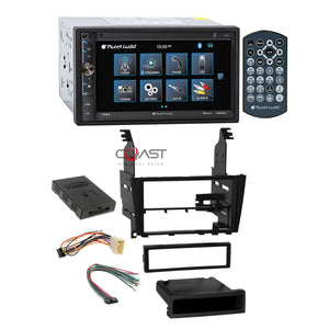 Planet Audio Mirror Bluetooth Stereo Dash Kit JBL Harness for 02-05 Lexus IS300
