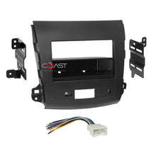 Load image into Gallery viewer, Single Double Din Car Stereo Dash Kit Harness for 2007-2013 Mitsubishi Lancer