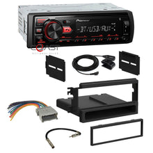 Load image into Gallery viewer, Pioneer Radio Bluetooth Single Din Dash Kit Harness for 2003-06 Kia Sorento EX