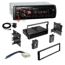 Load image into Gallery viewer, Pioneer Car Radio Bluetooth Single Din Dash Kit Harness for 1995-05 Mitsubishi