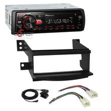 Load image into Gallery viewer, Pioneer Radio Bluetooth Single Din Dash Kit Harness for 2005-2010 Toyota Avalon