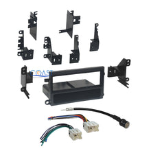 Load image into Gallery viewer, Single Din Car Radio Stereo Dash Kit Trim Wiring Harness for 1995-2004 Nissan