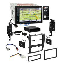 Load image into Gallery viewer, Soundstream DVD GPS Bluetooth Stereo Dash Kit Harness for 2007-11 Nissan Altima