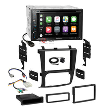 Load image into Gallery viewer, Pioneer DVD Sirius Carplay Stereo Dash Kit Amp Harness for 07-09 Nissan Altima