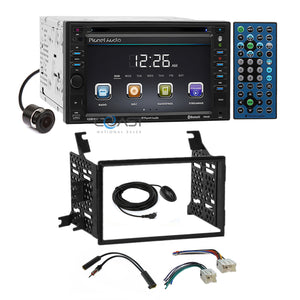Planet Audio DVD Camera Stereo Dash Kit Harness for Nissan Pathfinder Xterra