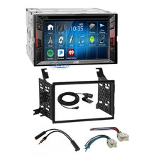 Load image into Gallery viewer, JVC DVD USB Bluetooth Stereo Dash Kit Harness for 05+ Nissan Pathfinder Xterra
