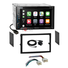 Load image into Gallery viewer, Pioneer DVD Carplay Camera input Stereo Dash Kit Harness for 03-05 Nissan 350Z