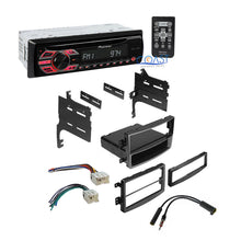 Load image into Gallery viewer, Pioneer Car Radio Stereo Din Dash Kit Harness Antenna for 2006-2008 Nissan 350Z