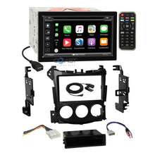 Load image into Gallery viewer, Soundstream DVD Sirius Carplay Stereo Dash Kit Harness for 2009-UP Nissan 370Z