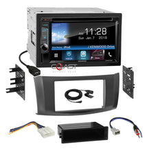 Load image into Gallery viewer, Kenwood DVD Weblink Stereo 2Din Gray Dash Kit Harness for 2013-up Nissan Sentra