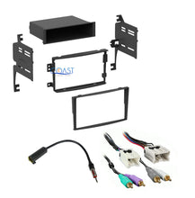 Load image into Gallery viewer, Car Radio Stereo Dash Kit Wiring Harness Antenna for 2006-2008 Nissan 350Z