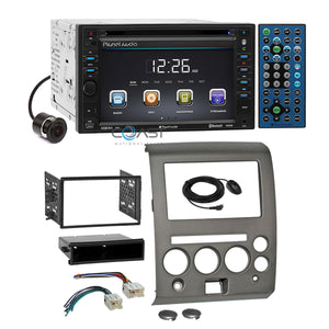 Planet Audio DVD Camera Stereo Dash Kit Harness for 2006+ Nissan Armada Titan