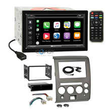 Load image into Gallery viewer, Soundstream DVD Sirius Carplay Stereo Dash Kit Harness for Nissan Armada Titan