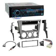 Load image into Gallery viewer, Planet Audio Radio Bluetooth Dash Kit Harness For 05-09 Subaru Legacy Outback