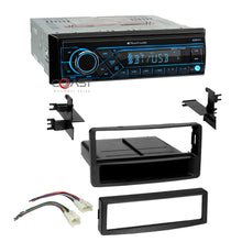 Load image into Gallery viewer, Planet Car Audio Stereo Single Din Bluetooth Dash Kit For 07-13 Toyota Tundra