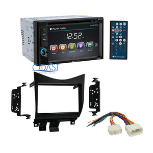 Planet Audio Car Radio Stereo 2 Din Dash Kit Harness for 2003-07 Honda Accord