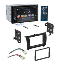 Load image into Gallery viewer, Planet Audio Car Radio Stereo Dash Kit Harness for 07-13 Toyota Tundra Sequoia
