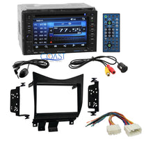 Load image into Gallery viewer, Planet Audio Car Stereo Double Din Dash Kit Harness for 2003-07 Honda Accord