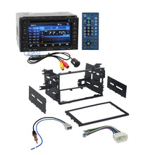 Load image into Gallery viewer, Planet Audio Car Stereo Double Din Dash Kit Harness Antenna for 1999-2008 Honda