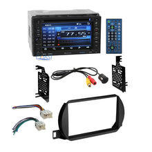 Load image into Gallery viewer, Planet Audio Car Stereo 2 Din Dash Kit Wire Harness for 2002-04 Nissan Altima