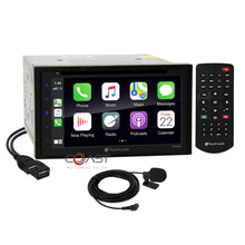 Load image into Gallery viewer, Planet Audio DVD USB Carplay Stereo Dash Kit Harness for 2010+ Hyundai Tucson