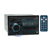 Load image into Gallery viewer, Planet Audio USB Bluetooth Radio Dash Kit Amp Harness for Ford Lincoln Mercury