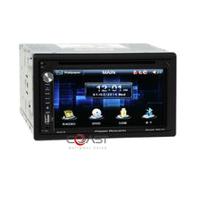 Load image into Gallery viewer, Power Acoustik DVD USB Bluetooth Stereo Dash Kit Harness for 2006+ Toyota RAV4