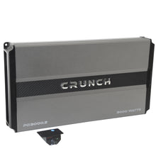 Load image into Gallery viewer, Crunch PD3000.2 Power Drive Series 3000W 2-Channel Audio Pro Power Amplifier