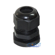 Load image into Gallery viewer, Durable Pro Waterproof UV Resistant Black Nylon Connector Grommet 10-14mm Dia.