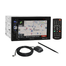 Load image into Gallery viewer, Planet Audio GPS Bluetooth Radio Dash Kit Harness for Nissan Pathfinder Xterra
