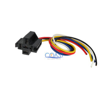 Load image into Gallery viewer, 2X Car Audio Bosche Style Relay with Wire Harness Sockets RL3040 12V 30/40 AMP