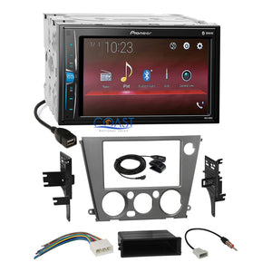 Pioneer USB Multimedia Stereo Dash Kit Harness for 05-09 Subaru Legacy Outback