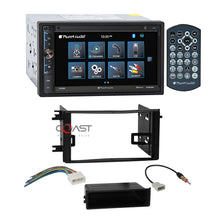 Load image into Gallery viewer, Planet Audio USB MirrorLink Bluetooth Stereo Dash Kit Harness for 09-14 Subaru