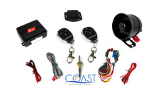 Load image into Gallery viewer, Crimestopper Universal Remote Car Alarm Security System SP-101 SP101