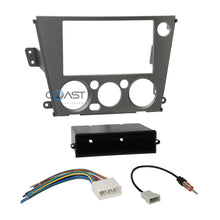 Load image into Gallery viewer, Car Radio Stereo Single 2 Din Dash Kit Harness for 05-09 Subaru Legacy Outback