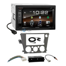 Load image into Gallery viewer, Kenwood Sirius Spotify Stereo Dash Kit Harness for Subaru Legacy Outback 05-09