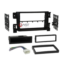 Load image into Gallery viewer, Car Radio Stereo Din 2Din Dash Kit Wire Harness For 06-UP Suzuki Grand Vitara