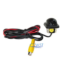 Load image into Gallery viewer, CrimeStopper 170 Degree Angle CMOS Color Embedded Rearview Camera SV-6818.EM.II