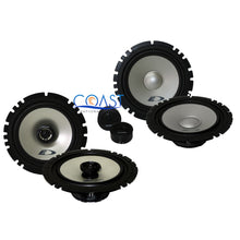 "Load image into Gallery viewer, Alpine SXE-1725S 220W 6.5"" Speakers + SXE-1750S 6.5"" 280W Component Speakers"